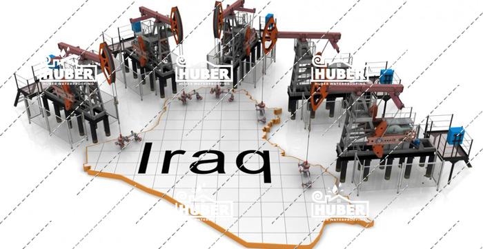 سفارش ایزوگام صادراتی برای عراق