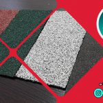قیمت ایزوگام سنگریزه ای با تنوع رنگ