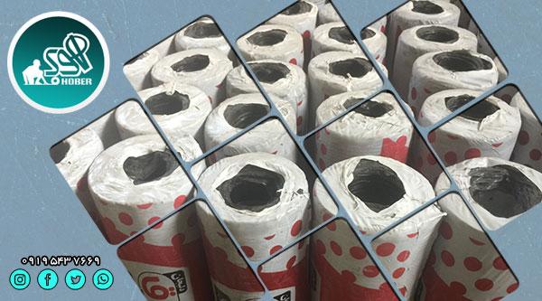 ایزوگام شرق دلیجان با قیمت ارزان و فروش از درب کارخانه هیرمان